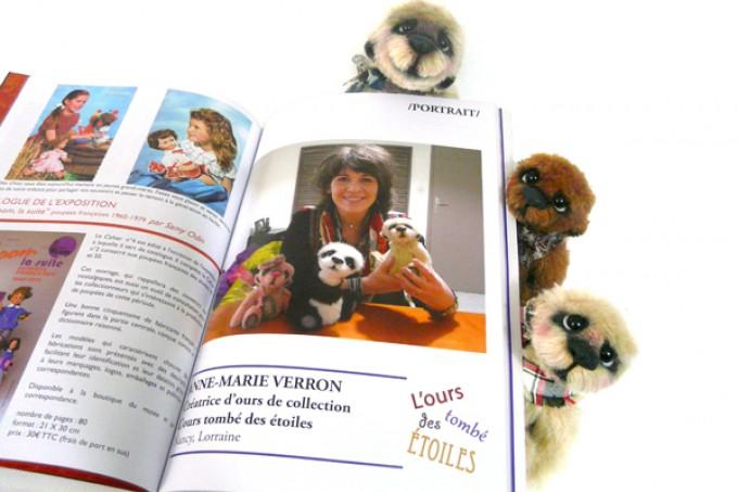 Revue Ours & Poupées x L'ours tombé des étoiles