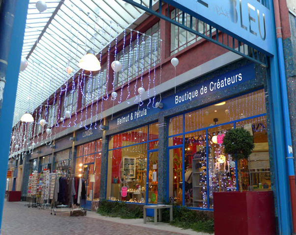 Un été chez Helmut & Pétula, boutique d'Artisanat d'Art à Nancy